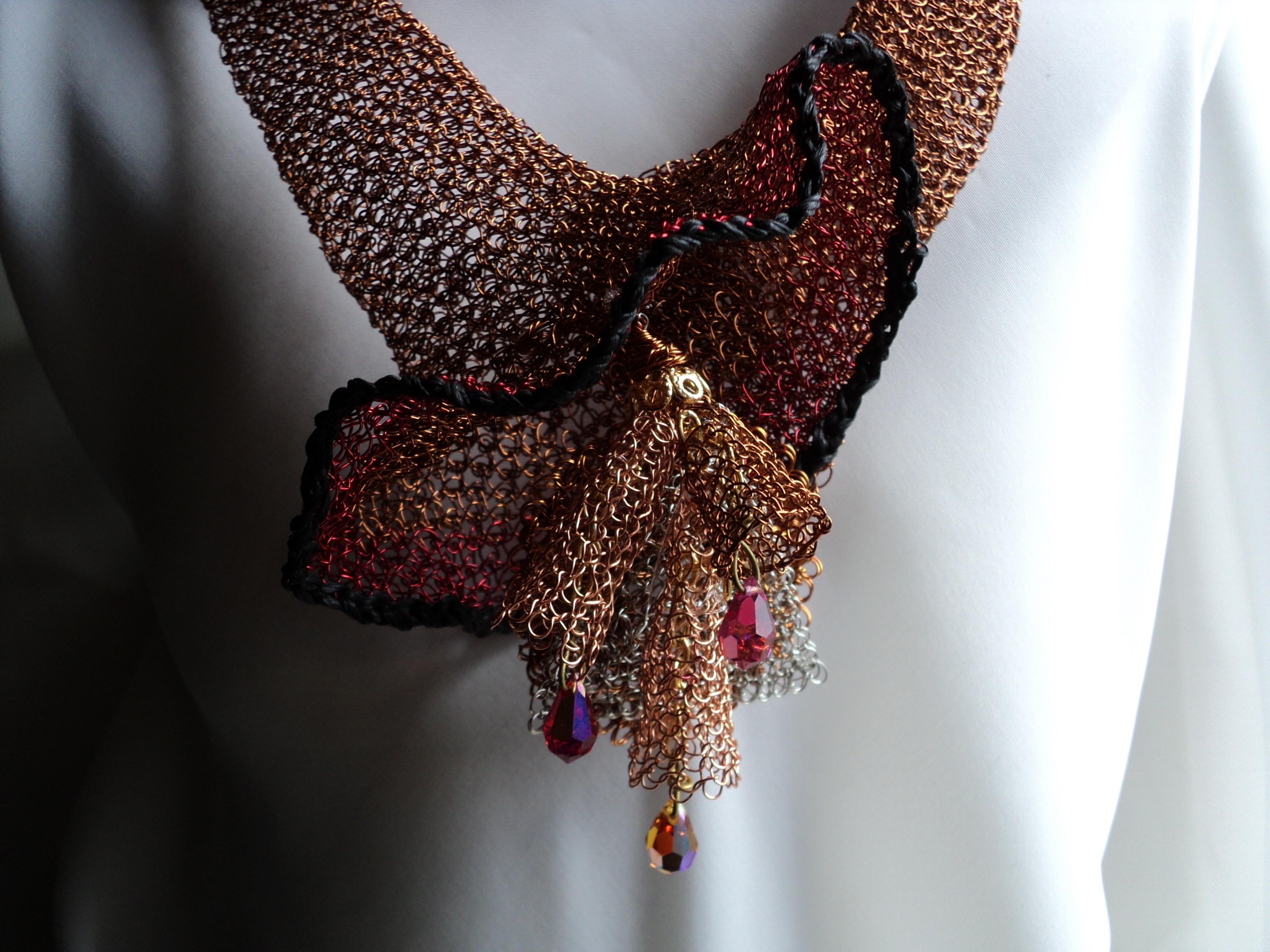 Zircon joyas adriana laura mendez - Aplicaciones en crochet ...